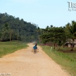 Siargao: A motorcycle and the open road