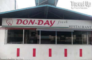 don-day korean restaurant malingap