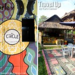 Chill out at The Circle Hostel, La Union