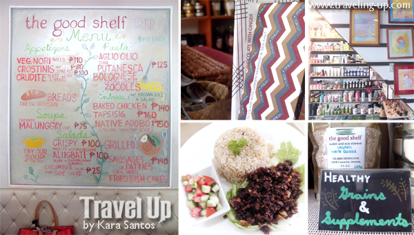 the good shelf deli & eco-store maginhawa