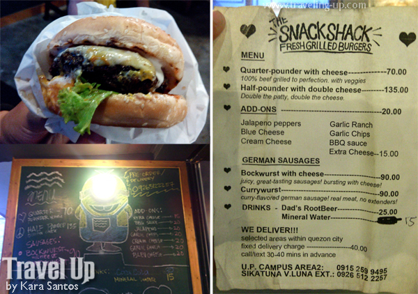 the snack shack maginhawa