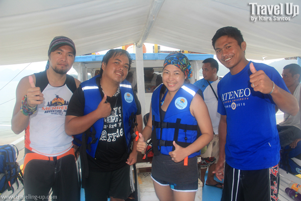 with elee and renlee of kawil tours culion