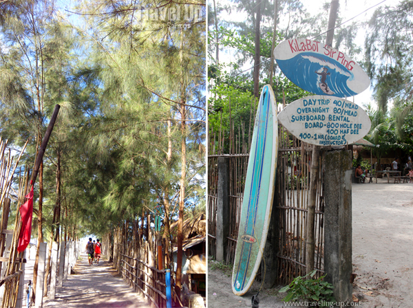 the circle hostel zambales kilabot sir ping