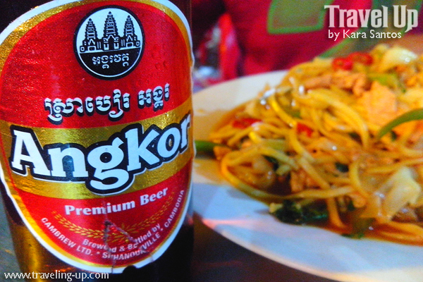 mission of tiger beer in cambodia