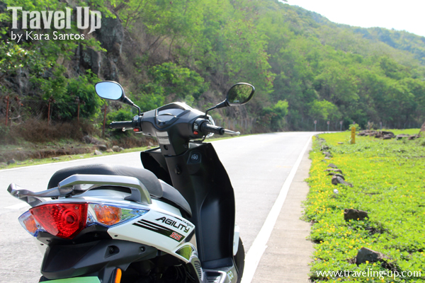 ride review: kymco agility 125   travel up