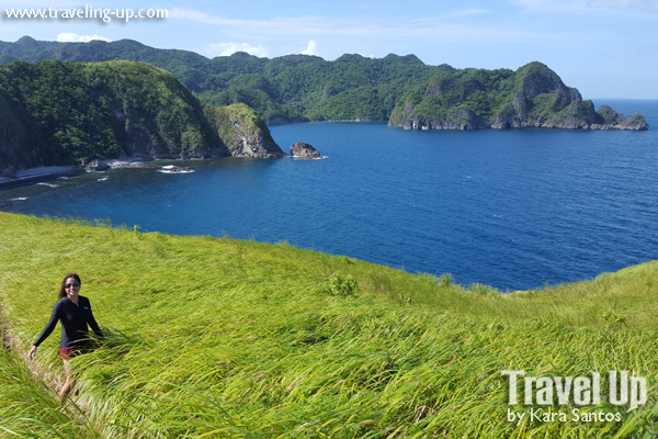 caramoan mountain sea grasslands summit travelup